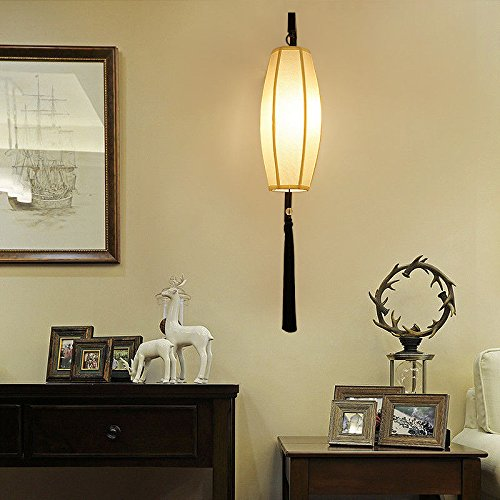 JJZHG wandlamp wandlamp waterdichte wandverlichting nieuwe wandlamp trap gang lantaarn slaapkamer bedlampje trappenhuis Villa wandlamp omvat: wandlamp, stoere wandlampen