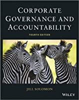Corporate Governance and Accountability by Jill Solomon(2016-05-18)
