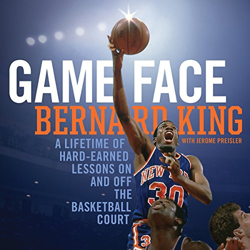 Game Face audiobook cover art