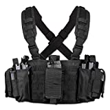 Rothco Chest Rig Operators Tactical schwarz -