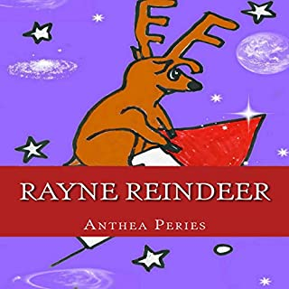 Rayne Reindeer cover art