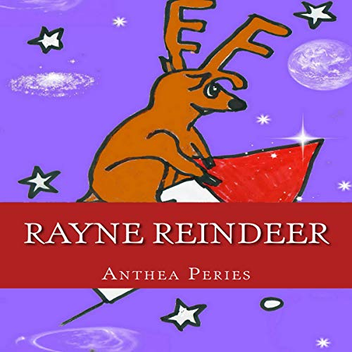 Rayne Reindeer audiobook cover art