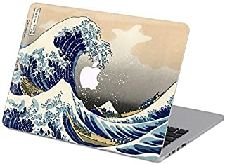 "Vinyl Decal Sticker Skin for Apple MacBook Pro Air Mac 13"" inch/Unibody 13 Inch Laptop (Kanagawa Japanese Wave)"