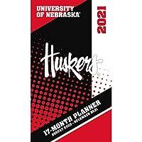 ターナースポーツ ネブラスカコーンハスカーズ 2020-21 17ヶ月プランナー (21998890514)