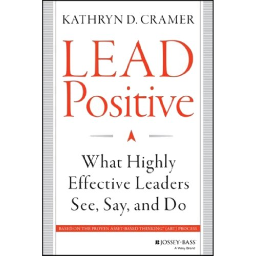 Lead Positive audiobook cover art