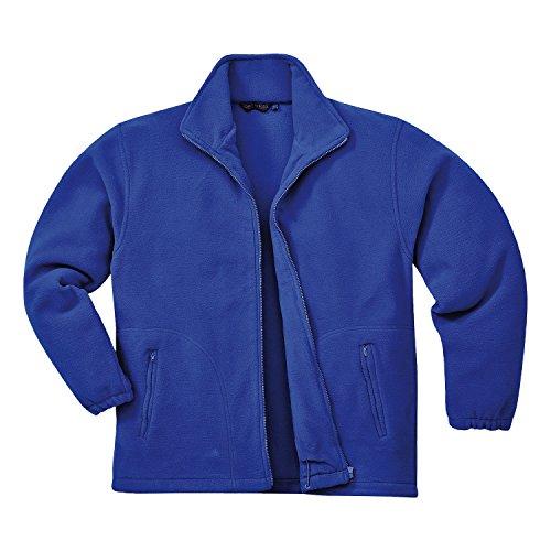 PORTWEST Argyll Heavy Fleece, 1 Stück, XL, royalblau, F400RBRXL