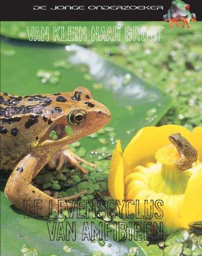 De levenscyclus van amfibieën