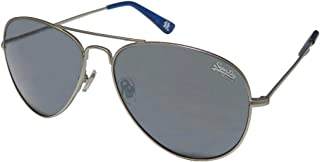 Superdry Aviator Unisex Sunglasses - SDHUNTSMAN002 -58-15-143mm