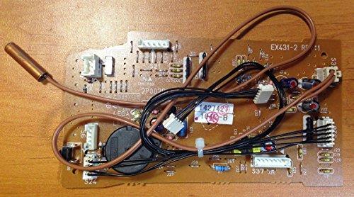 Daikin ex431–2Rev: 1–Carte per caldaia