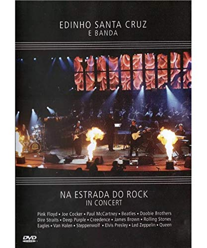 Edinho Santa Cruz - Na Estrada Do Rock In Concert