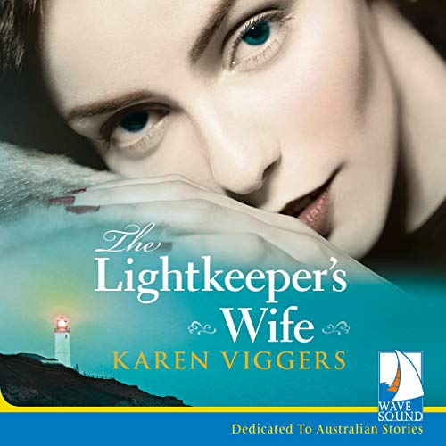The Lightkeeper's Wife audiobook cover art