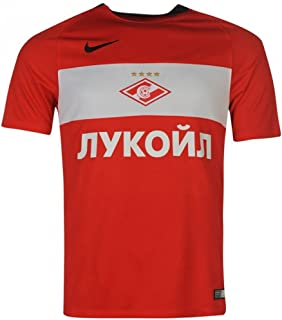 Nike FC Spartak Home Jersey 2016/17 - Red