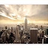 murando Fotomurales Nueva York 300x231 cm XXL Papel pintado tejido no tejido Decoración de Pared decorativos Murales moderna de Diseno Fotográfico New York - 100404-2