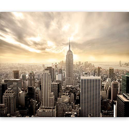 murando Fotomurales Nueva York 350x270 cm XXL Papel pintado tejido no tejido Decoración de Pared decorativos Murales moderna de Diseno Fotográfico New York - 100404-2
