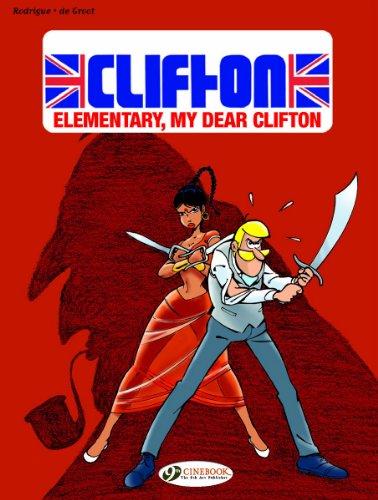 Clifton - tome 2 Elementary, My Dear Clifton (02)