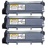 HAUYZ Compatible para Brother TN-660 Cartucho de tóner, Conveniente para/de Trabajo para Brother HL-L2340DW HL-L2320D DCP-L2540DW MFC-L2720 Impresora 3 Sets