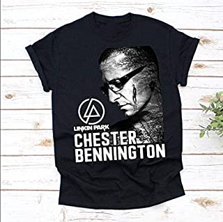 Rip Linkin Park Chester Bennington Gift For Fan - Linkin Park Memorial Unisex T-shirt - Sweater - Long Sleeve - Tank Top - Hoodie -aa29 Funny Collection Graphic Unisex T-Shirt