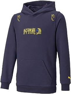 PUMA unisex barn NEYMAR JR FUTURE Hoody Jr T-tröja