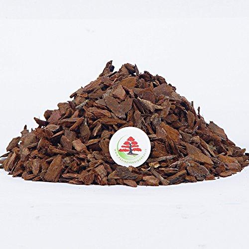 Pagineverdibonsai Bark - Substrato per Orchidee (Pezzatura Piccola - cm. 2-2,5) - lt. 12