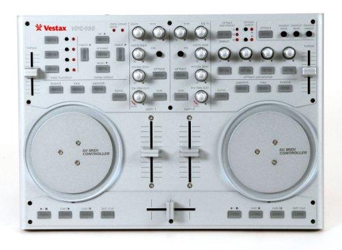 VESTAX VESTAX VCI-100 DJ Midi Controller, Computer Interface, USB