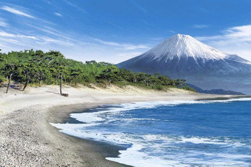 2542ピース ジグソーパズル パズルの超達人EX検定 世界遺産 富士山 信仰の対象と芸術の源泉II (日本) スーパースモールピース(50x75cm)