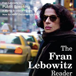 The Fran Lebowitz Reader cover art
