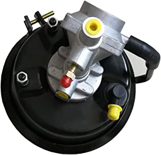 VH44 Assembly Remote Brake Booster + Bracket Mounting Kit - 4 wheel Drum Brake Models
