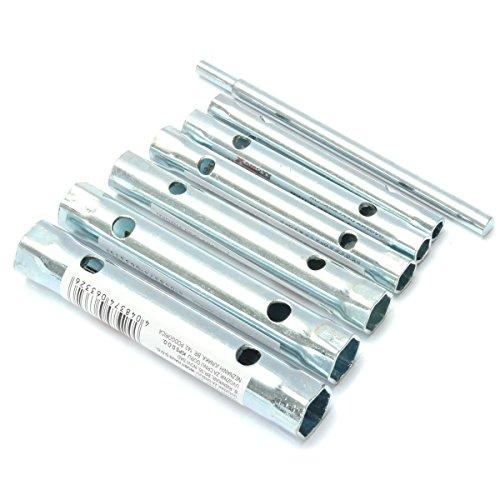 Eastman 45041 Plumber Socket Set with Bar Handle 5-Piece