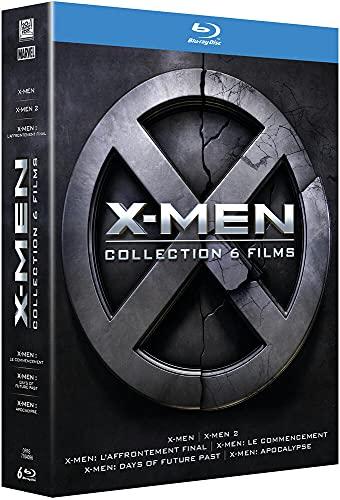 X-Men-L'intégrale : La Prélogie + La Trilogie [Blu-Ray]