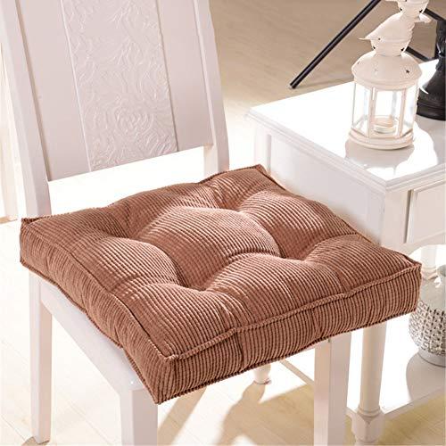 Accogliente felpa Sedile Cuscino removibile Con cerniera...