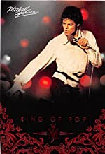 Michael Jackson trading card 2011 King of Pop #89 Thriller Album Performance Stage