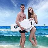 F2 ABS Eléctrico Alimentado Suspensión Mar Vespa 3200W 36V Agua Surf Monopatín Motor Tabla De Surf Independiente Propulsor