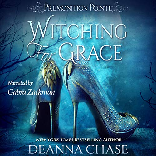 『Witching for Grace: A Paranormal Women's Fiction Novel』のカバーアート