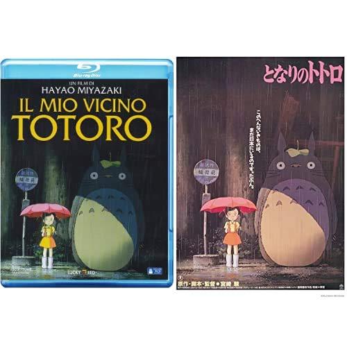 Il mio vicino Totoro + Studio Ghibli Official Poster – Edizione Giapponese - Collector's Limited Edition