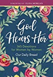 Best Devotional For Women - God Hears Her: 365 Devotions for Women Review