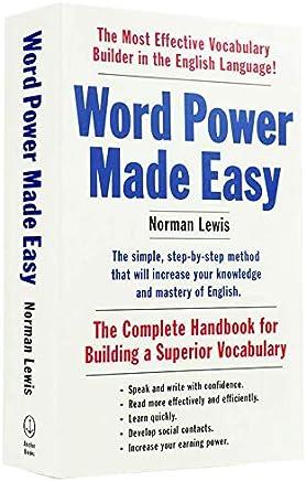 Word Power Made Easy 英文原版 单词的力量 正版书籍 英语词汇 [简装] Norman Lewis [平装] Norman Lewis