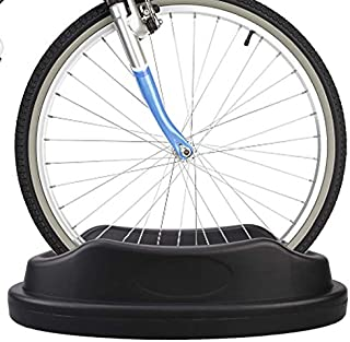 Portonss Non Slip Resistance Indoor Bicycle Bike Trainer Exercise Stand Training Cycling