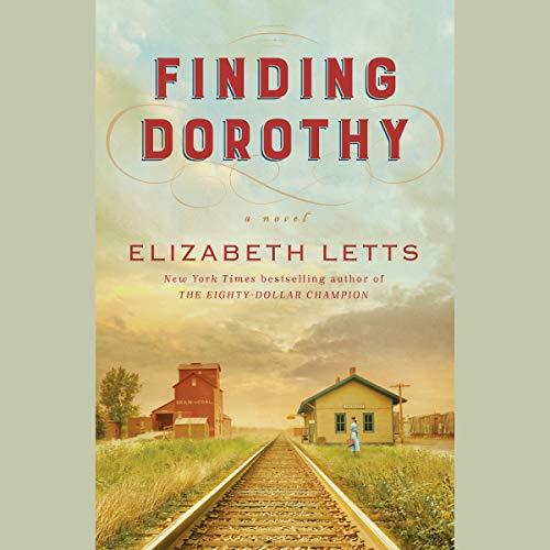 Couverture de Finding Dorothy
