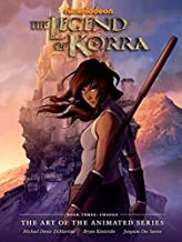 Legend of Korra: Art of The Animated Series, The Book 3 (The Legend of Korra Book Three) by Michael Dante DiMartino (22-Jan-2015) Hardcover