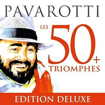 Pavarotti Les 50 Triomphes