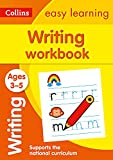 Writing Workbook: Ages 3-5: Prepare for Preschool with Easy Home Learning (Collins Easy Learning Preschool) - Collins Uk