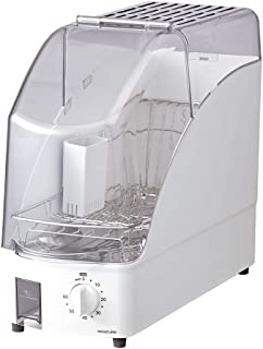コイズミ 食器乾燥器 コンパクト ホワイト KDE-0500/W