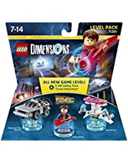 Pack Aventure Retour vers le Futur (Marty Mac Fly) - Lego Dimensions