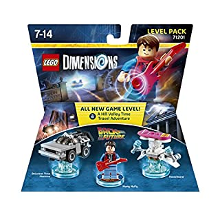 Figurine 'Lego Dimensions' - Marty Mc Fly - Retour vers le Futur (B00VJWS3FC) | Amazon price tracker / tracking, Amazon price history charts, Amazon price watches, Amazon price drop alerts