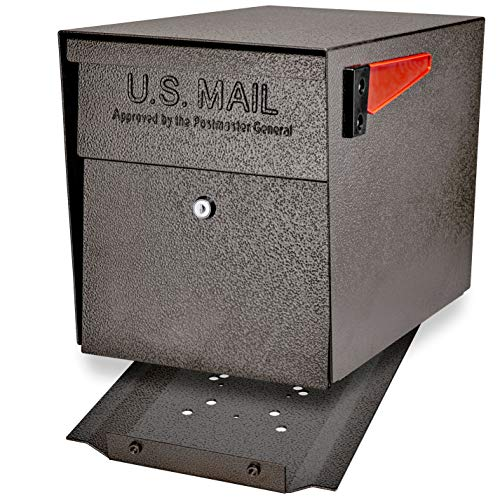 Mail Boss 7108 Security Curbside Locking Mailbox