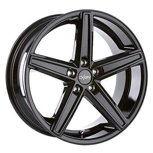 OXIGIN 18 Concave black 8,5x19 ET42 5.00x114.30 Hub Bore 72.60 mm - Alu felgen