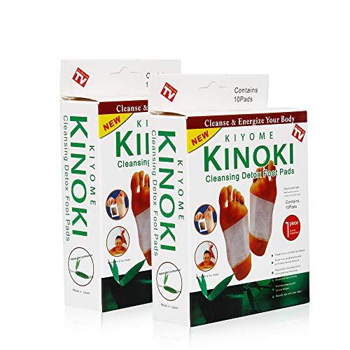 10 Kinoki Pflaster Vitalpflaster Entgiftungspflaster Detox Pads