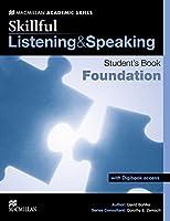 Skillful Foundation Level Listening & Speaking Student's Book Pack