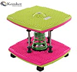 kemket – Dancing Fitness Aerobic Twist Run Stepper für Gewicht Loss/wriggled Maschine Jumping...