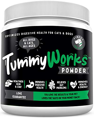 TummyWorks Probiotic Powder for Dogs & Cats